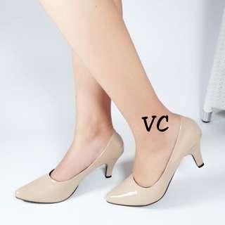Pump heels kantor