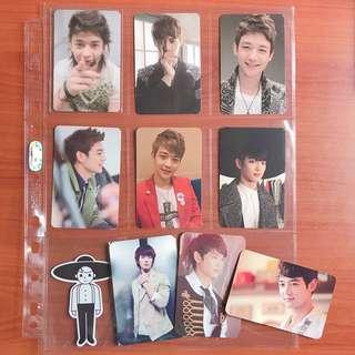 SHINee MINHO photocard pc collection