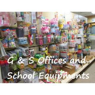 G & S Office and School Equipment