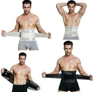 Bengkung Kurus Lelaki (Men's Slimming Corset)