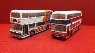 巴士模型  罕有中古  Corgi 1:76 合金巴士