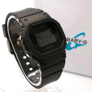 BABYG MATTE BLACK WATCH