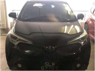 Toyota CHR Hybrid G-SPEC