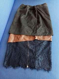 Skirt (made in Korea)