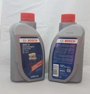Bosch Dot 4 brake fluid
