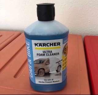 Karcher Ultra Foam Cleaner for Cars 🚙 🚗 (1 bottle for $10)