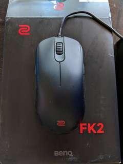 Zowie fk2 mouse