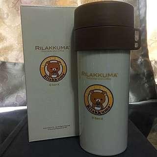 🈹 鬆弛熊 咖啡杯 Rilakkuma Chock & Coffee Bottle
