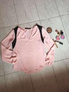 Zara Dusty pink Top