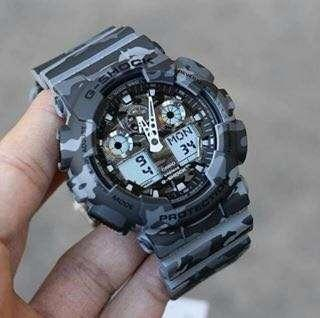 CAMOUFLAGE GSHOCK WATCH