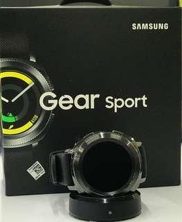 🚚 Samsung Gear Sport Smart watch