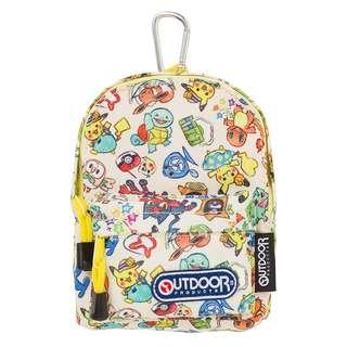 Outdoor Pokemon Small Daypack Pouch