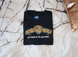 VINTAGE MOVIE WORLD TEE