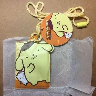 (包郵)全新Sanrio布甸狗布丁狗八達通套散紙包