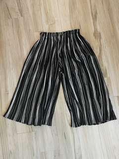 Free size wide leg pant