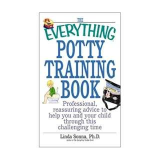 Everything Potty Training Book by Linda Sonna
