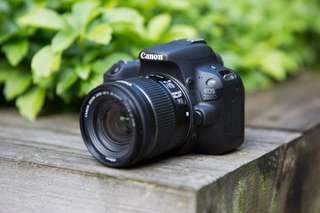 Camera Canon 200D bisa di cicil tanpa kartu credit promo(sony,lumix)