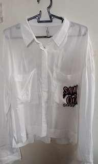Shirt stradivarius