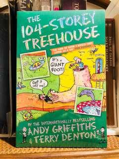 104-storey treehouse andy griffiths