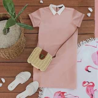For Me Cute Pink Dress