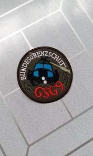 GSG9 布章