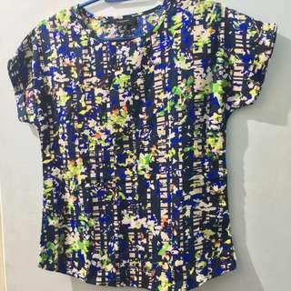 Atmosphere Ladies' Printed Blouse