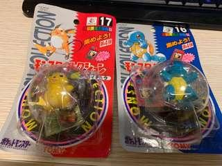 Tomy 寵物小精靈 pokemon mc