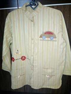 Baju koko anak2 untuk seumuran SD kelas 4-6 sd