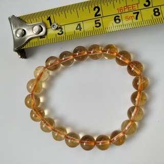 金髮晶手鍊