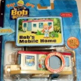 Bob the Builder Mobile home transporter toy by Learning Curve ~ Brand New