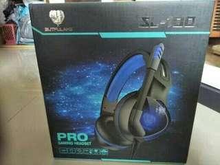 BUTFULAKE Gaming Headset, 3.5mm  Ear Headphone all Games