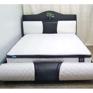 Baroque Bed fram