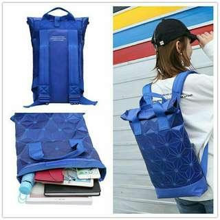 d94d39e94aae adidas bag issey miyake black backpack