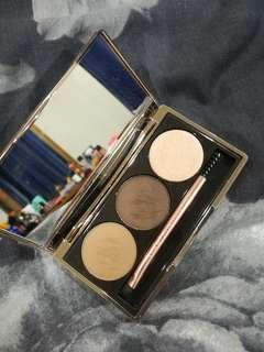 Nude By Nature Brow Powder in Brown shade