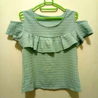 Cold top Formal Mint Green Small