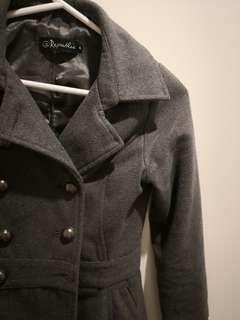 Women's size 6 grey jacket