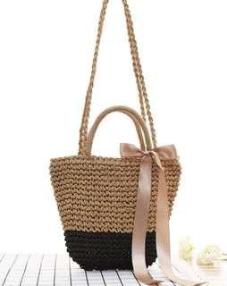 Soft Rattan Bag