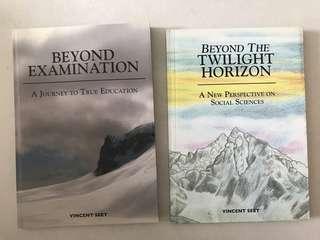 Books beyond examination / beyond the twilight horizon
