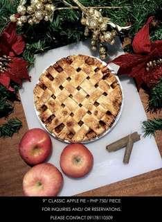 Classic Apple Pies