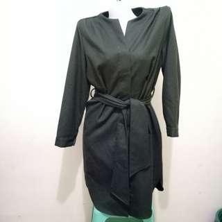 Parka Long Winter Dress Small to Medium