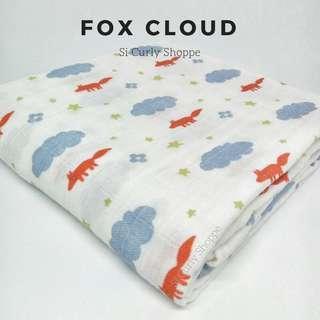 Muslin Swaddle (FOX CLOUD)