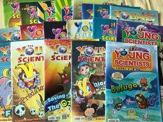 The Young Scientists Magazine ( free )