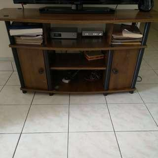 Tv rack. In good condition. Move out sale
