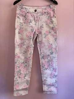 Marks & Spencer Floral Pants