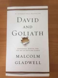 David and Goliath - Malcolm Gladwell (BOOK)