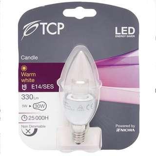 E14 SES LED Candle Bulb