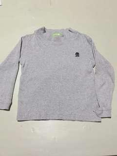 📣📣📣Bossini灰色襯衣