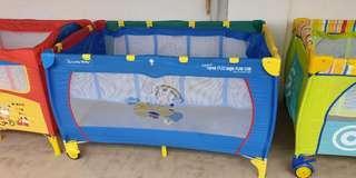 Lucky Baby Baby Playpen Display Set