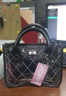 Korean Clear Sling Bag