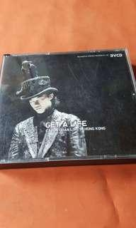陳奕迅 Get a Live 3VCD